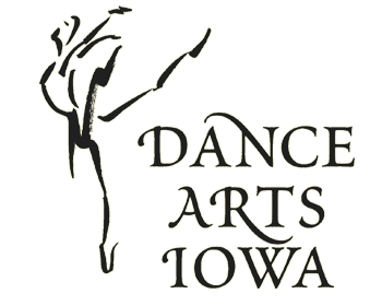 Logo for Dance Arts Iowa